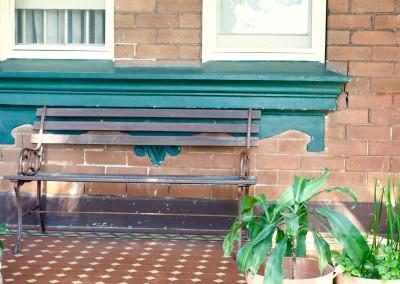 Thinking bench
