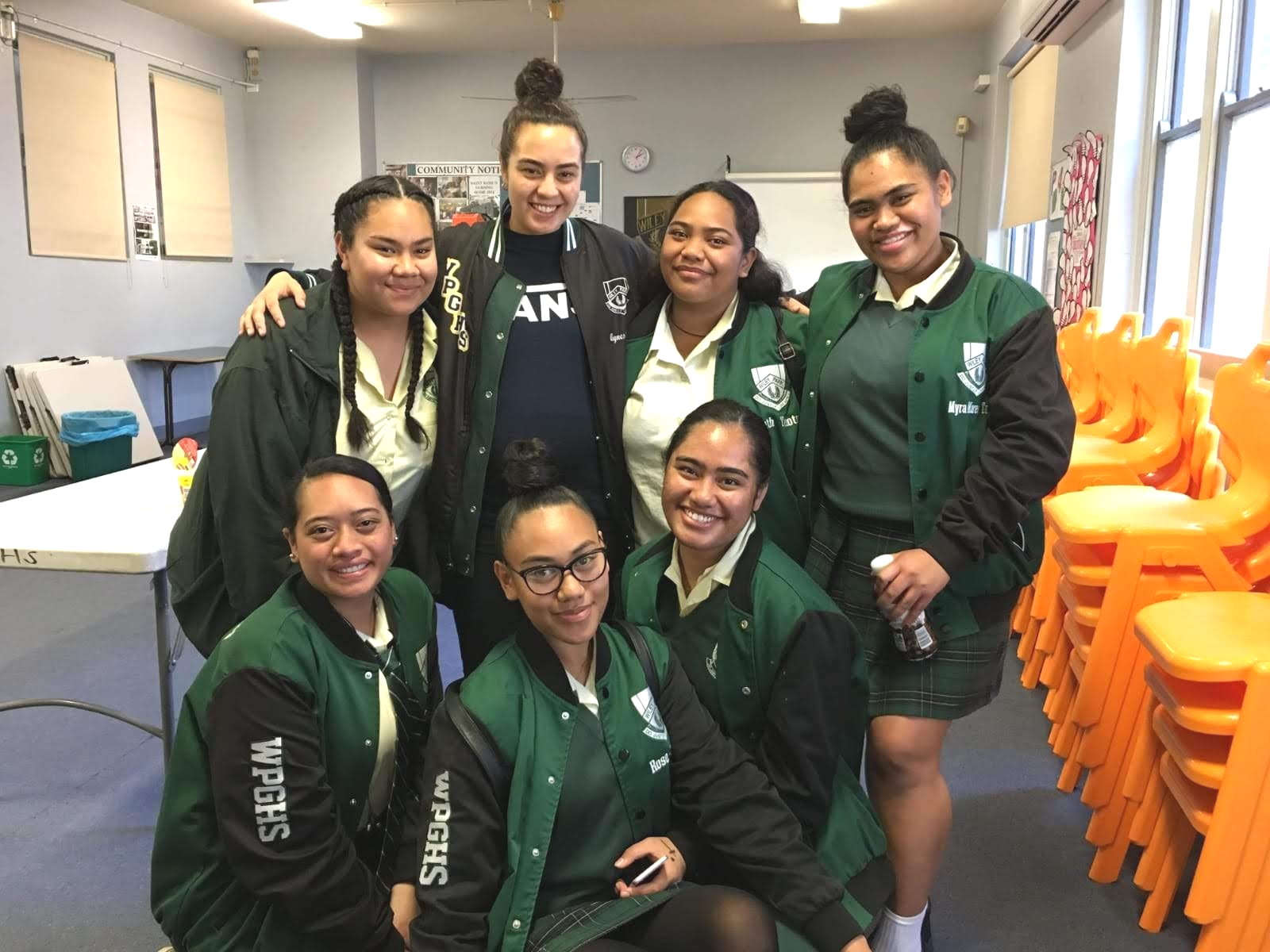 Mentoring, Wiley Park Girls High School