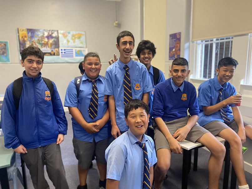 Infuse at Canterbury Boys High